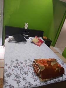 Bedroom Image of Vijay PG Home Boy Only in Vastrapur