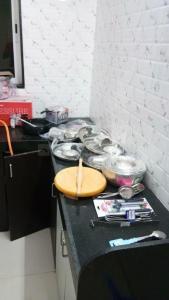Kitchen Image of Divya Housing in Bhandup West
