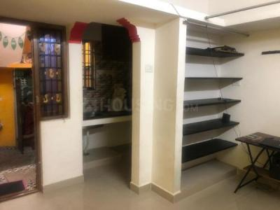 Gallery Cover Image of 200 Sq.ft 1 RK Independent Floor for rent in Tharamani for 6500