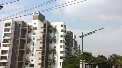 Gallery Cover Image of 1093 Sq.ft 2 BHK Apartment for rent in SJR Spencer, Marathahalli for 22000