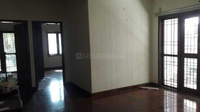 Gallery Cover Image of 1200 Sq.ft 3 BHK Independent House for rent in Domlur Layout for 55000