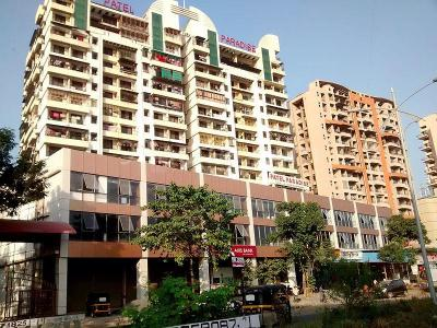 Gallery Cover Image of 1540 Sq.ft 2 BHK Apartment for rent in Devkrupa Patel Paradise, Kharghar for 23000