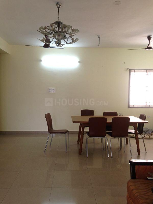 Living Room Image of 1650 Sq.ft 3 BHK Apartment for rent in Vanagaram  for 28000