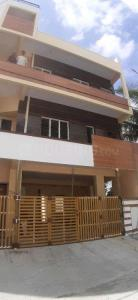 Gallery Cover Image of 650 Sq.ft 1 BHK Independent House for rent in Yeshwanthpur for 10750