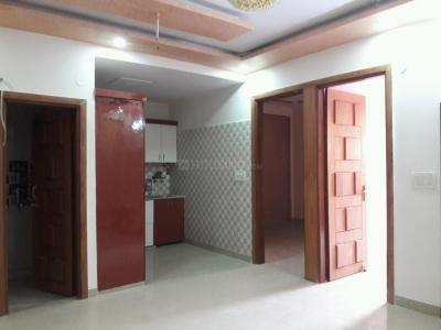 Gallery Cover Image of 810 Sq.ft 3 BHK Apartment for buy in Bharat Vihar for 3500000