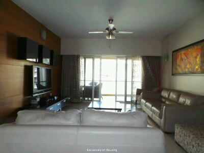 Gallery Cover Image of 4100 Sq.ft 4.5 BHK Apartment for buy in Navlakha Waterfront, Kalyani Nagar for 46000000