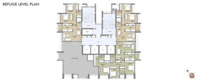 Gallery Cover Image of 1005 Sq.ft 2 BHK Apartment for buy in Parel for 31500000