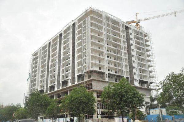 Building Image of 2563 Sq.ft 4 BHK Apartment for buy in Vasavi Usharam Integra, Toli Chowki for 20000000