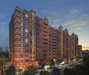 Gallery Cover Image of 621 Sq.ft 1 BHK Apartment for buy in GK Silverland Residency Phase III, Ravet for 3500000