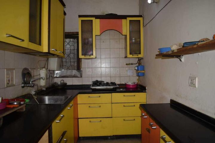 Kitchen Image of Matruchaya PG in Lajpat Nagar