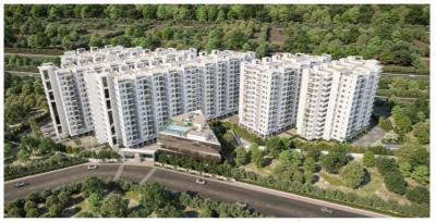 Gallery Cover Image of 1280 Sq.ft 2 BHK Apartment for buy in Bowrampet for 4900000