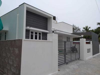 Gallery Cover Image of 853 Sq.ft 2 BHK Villa for buy in Kazhakkoottam for 3200000