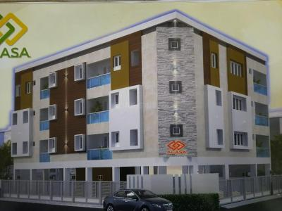Gallery Cover Image of 535 Sq.ft 1 BHK Apartment for buy in Valasaravakkam for 3985750