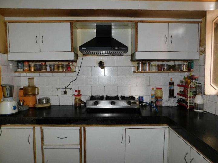 Kitchen Image of Bobby PG in Pitampura