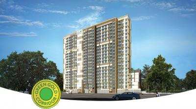 Gallery Cover Image of 540 Sq.ft 2 BHK Apartment for buy in Ghatkopar East for 11500000