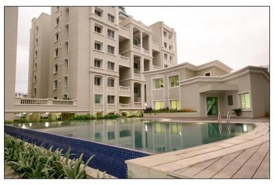 Gallery Cover Image of 1500 Sq.ft 3 BHK Apartment for rent in Wakad for 25000