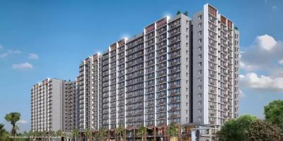 Gallery Cover Image of 1100 Sq.ft 2 BHK Apartment for buy in Godrej Urban Park, Powai for 17500000