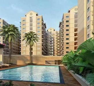Gallery Cover Image of 607 Sq.ft 1 BHK Apartment for buy in Miyapur for 2500000