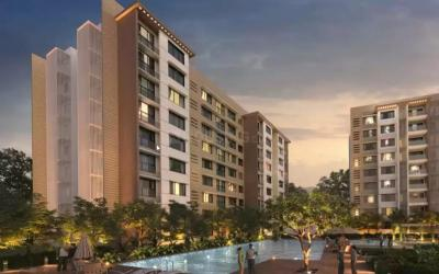 Gallery Cover Image of 975 Sq.ft 2 BHK Apartment for buy in Lodha Eternis, Andheri East for 18200000
