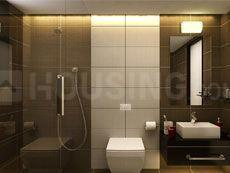 Gallery Cover Image of 767 Sq.ft 1 BHK Apartment for buy in Kanakia Zenworld Phase II, Kanjurmarg East for 12200000