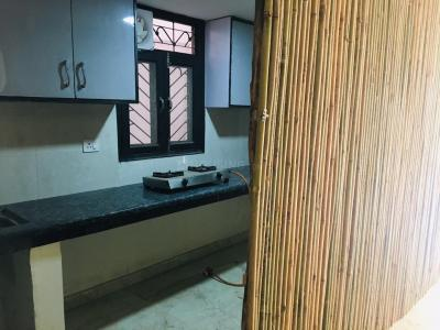 Kitchen Image of Girls PG in Malviya Nagar