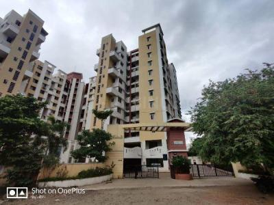 Gallery Cover Image of 1105 Sq.ft 2 BHK Apartment for rent in DSK Gandhakosh, Baner for 21000
