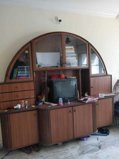 Living Room Image of 641 Sq.ft 2 BHK Apartment for rent in Andheri West for 60000