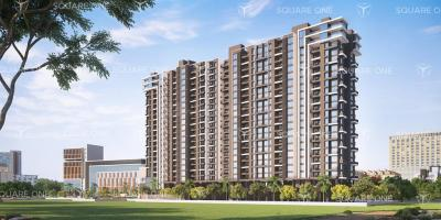 Gallery Cover Image of 1129 Sq.ft 2 BHK Apartment for buy in Pimple Saudagar for 11501600