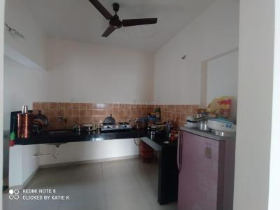 Kitchen Image of 1 Sharing Occupancy Available In A Furnished Bedroom in Hinjewadi