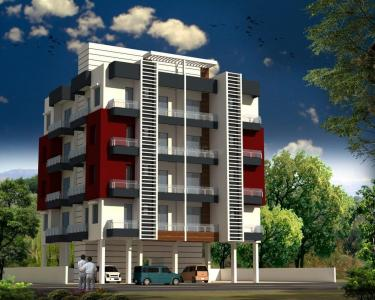 Gallery Cover Image of 586 Sq.ft 1 BHK Apartment for buy in Lohegaon for 2350000