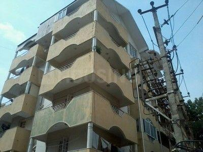Gallery Cover Image of 6500 Sq.ft 4 BHK Apartment for rent in Sahana Nilaya Apartment, Ejipura for 80000