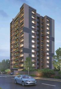 Gallery Cover Image of 2016 Sq.ft 3 BHK Apartment for buy in Edifice, Uvarsad for 7500000