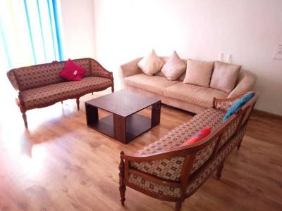Living Room Image of Prestige Shantiniketan PG in Whitefield