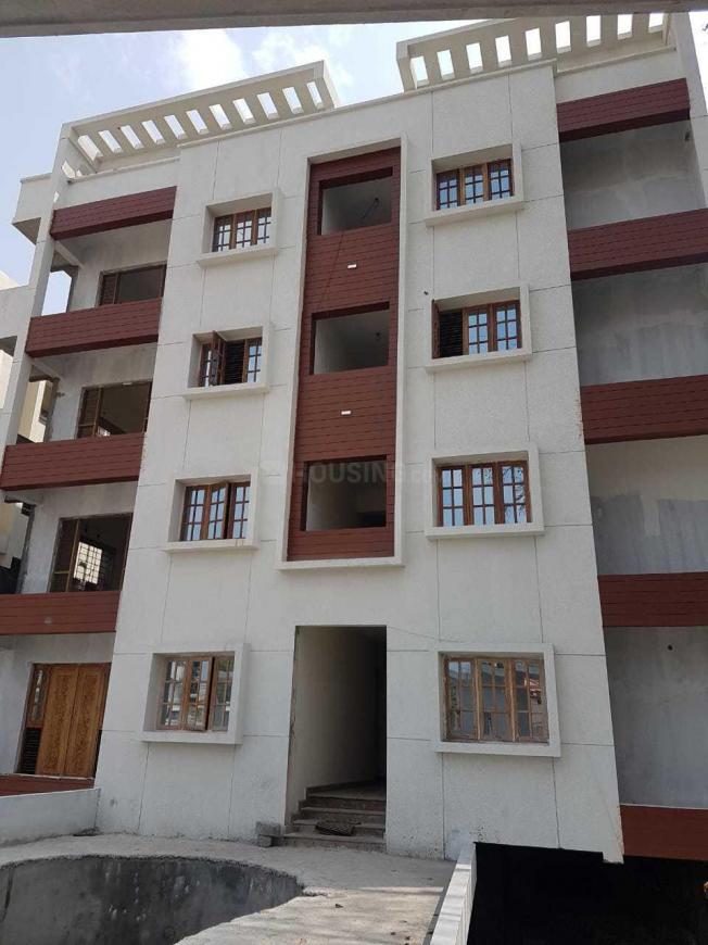 Building Image of 1200 Sq.ft 2 BHK Apartment for buy in Krishnarajapura for 6900000