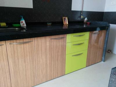 Gallery Cover Image of 1200 Sq.ft 3 BHK Apartment for rent in Dahisar West for 39000