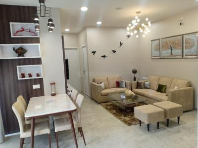 Gallery Cover Image of 635 Sq.ft 1 BHK Apartment for buy in Saket World, Kalyan East for 4474043