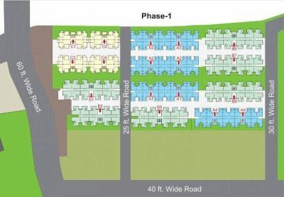 Gallery Cover Image of 405 Sq.ft 1 RK Apartment for buy in Changodar for 870210