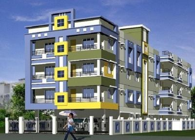 Gallery Cover Image of 527 Sq.ft 2 BHK Apartment for buy in Belghoria for 2457000