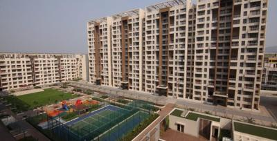 Gallery Cover Image of 1100 Sq.ft 2 BHK Apartment for buy in Neelsidhi Amarante, Kalamboli for 7850000