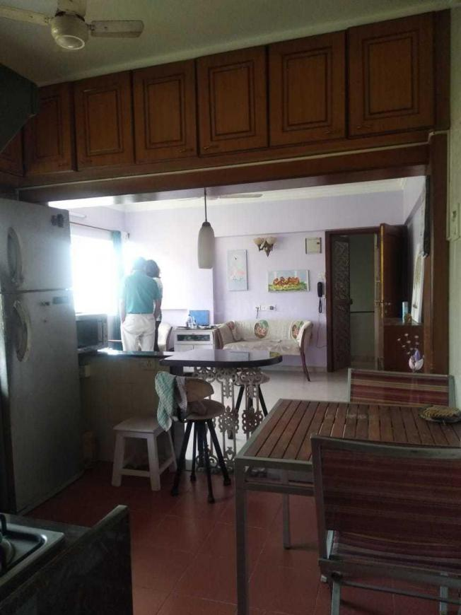 Living Room Image of 800 Sq.ft 2 BHK Apartment for rent in Bandra West for 85000