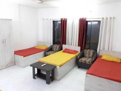 Bedroom Image of Singh PG (girls) in Viman Nagar