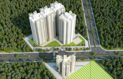 Gallery Cover Image of 950 Sq.ft 2 BHK Apartment for buy in Zara Rossa, Sector 112 for 2080000