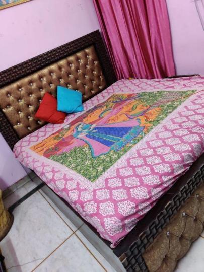 Bedroom Image of PG 5525092 Ramesh Nagar in Ramesh Nagar