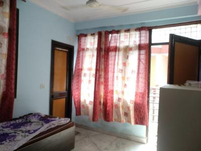 Bedroom Image of Sai PG in Chhattarpur
