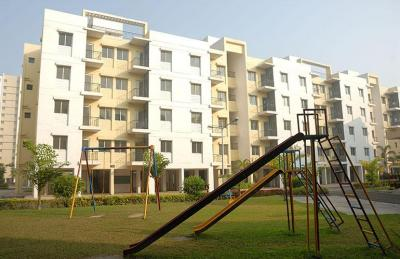 Gallery Cover Image of 550 Sq.ft 1 BHK Apartment for rent in Shapoorji Pallonji Houshing Complex, Rajarhat for 7000