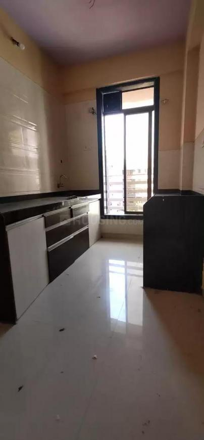 Kitchen Image of 620 Sq.ft 1 BHK Apartment for rent in Boisar for 6000