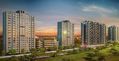 Gallery Cover Image of 1050 Sq.ft 2 BHK Apartment for buy in Ganga Acropolis, Sus for 7723011