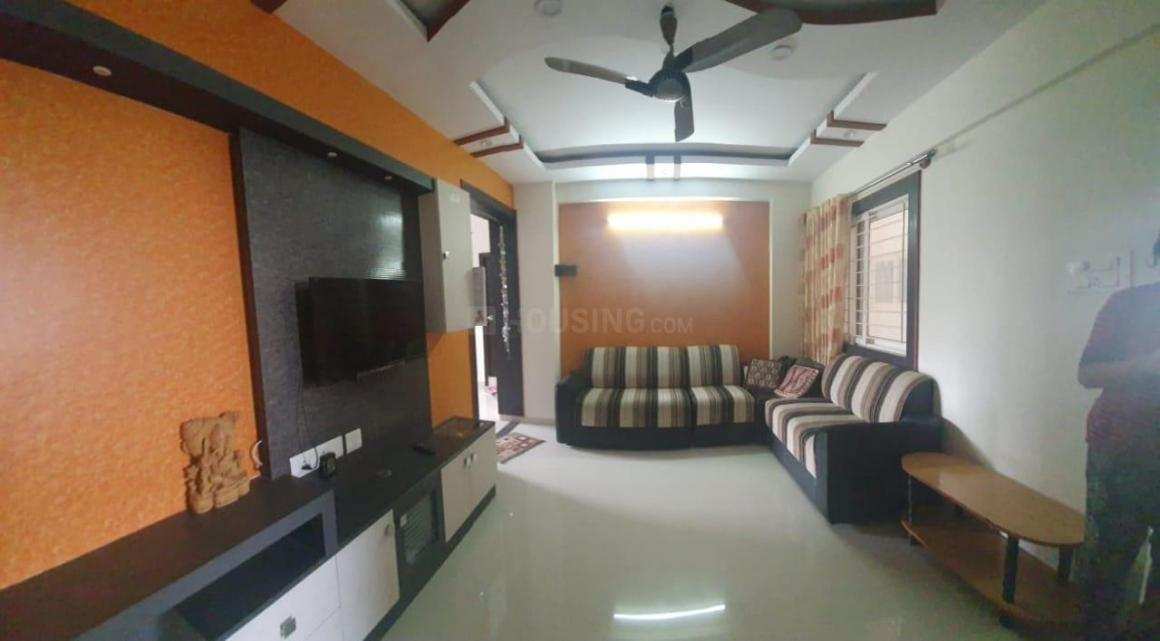 Living Room Image of 1109 Sq.ft 2 BHK Apartment for rent in DSR White Waters I, Gunjur for 25000