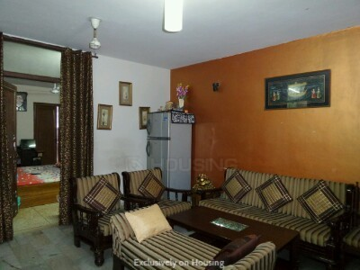 Gallery Cover Image of 1020 Sq.ft 2 BHK Independent Floor for buy in Chittaranjan Park for 12500000