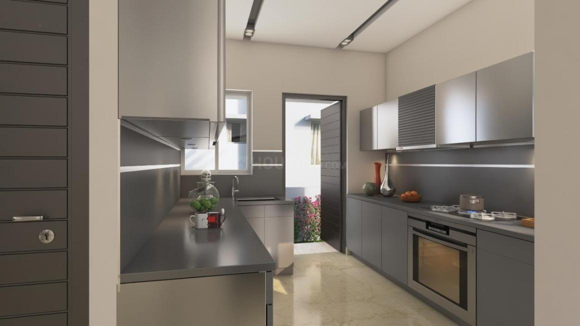 Kitchen Image of 2292 Sq.ft 3 BHK Villa for buy in Sarjapur for 12500000